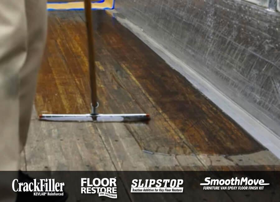 Truck Trailer Floor Repair Products Key Polymer