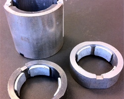 magnetic bonding inductors